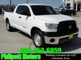 2008 Super White Toyota Tundra Double Cab #26355680