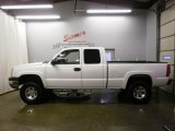 2003 Summit White Chevrolet Silverado 1500 LS Extended Cab 4x4 #26355691