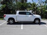 2010 Super White Toyota Tundra Limited CrewMax 4x4 #26355708