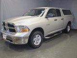 2009 Bright Silver Metallic Dodge Ram 1500 SLT Quad Cab 4x4 #26355710