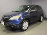 2008 Royal Blue Pearl Honda CR-V EX 4WD #26355717