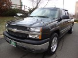 2004 Dark Gray Metallic Chevrolet Silverado 1500 LS Extended Cab #26355897