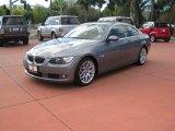 2007 Space Gray Metallic BMW 3 Series 328i Coupe #26399090