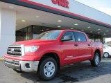 2010 Radiant Red Toyota Tundra CrewMax #26399258