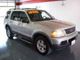 2003 Silver Birch Metallic Ford Explorer XLT #26398976