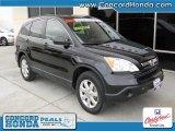 2008 Nighthawk Black Pearl Honda CR-V EX 4WD #26398988