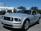 2006 Satin Silver Metallic Ford Mustang GT Premium Coupe #26399126