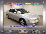 2002 Satin Silver Metallic Honda Accord EX Coupe #26399462