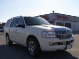 2007 White Chocolate Tri-Coat Lincoln Navigator Ultimate #26399167