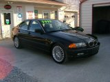 2001 Jet Black BMW 3 Series 330i Sedan #26399178