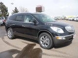 2010 Carbon Black Metallic Buick Enclave CXL AWD #26399037