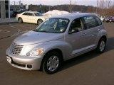 2007 Bright Silver Metallic Chrysler PT Cruiser  #26437092