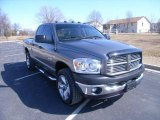 2008 Mineral Gray Metallic Dodge Ram 1500 TRX4 Quad Cab 4x4 #26437119