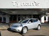 2007 Brilliant Silver Metallic Nissan Murano S AWD #26436912