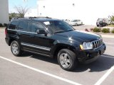 2006 Black Jeep Grand Cherokee Limited 4x4 #26437137