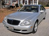 2004 Brilliant Silver Metallic Mercedes-Benz S 430 Sedan #26436969
