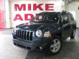2007 Jeep Patriot Steel Blue Metallic