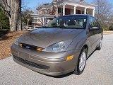 2004 Arizona Beige Metallic Ford Focus SE Sedan #26454249