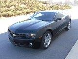 2010 Black Chevrolet Camaro LT Coupe #26454319