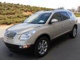 2010 Gold Mist Metallic Buick Enclave CXL #26454334