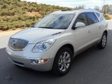 2010 White Diamond Tricoat Buick Enclave CXL AWD #26454338