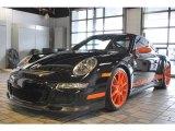2007 Black/Orange Porsche 911 GT3 RS #26459671