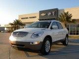 2009 White Opal Buick Enclave CXL #26460123