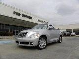 2007 Bright Silver Metallic Chrysler PT Cruiser Convertible #26460124