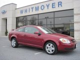 2007 Sport Red Tint Coat Chevrolet Cobalt LT Coupe #26460445