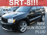 2006 Black Jeep Grand Cherokee SRT8 #26459980