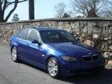 2007 Montego Blue Metallic BMW 3 Series 328i Sedan #26460134