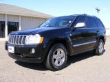 2006 Black Jeep Grand Cherokee Overland 4x4 #26460466