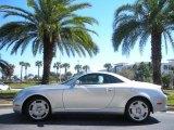 2003 Millennium Silver Metallic Lexus SC 430 #26460042