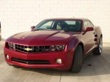 2010 Red Jewel Tintcoat Chevrolet Camaro LT/RS Coupe #26460549