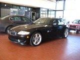 2008 Black Sapphire Metallic BMW M Coupe #26460230