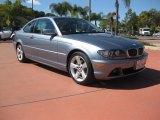 2006 Silver Grey Metallic BMW 3 Series 325i Coupe #26460076