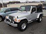 2006 Stone White Jeep Wrangler Unlimited 4x4 #26460566