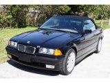 1998 Black II BMW 3 Series 328i Convertible #26460253