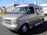 2002 Medium Bronzemist Metallic Chevrolet Astro LT #26460407