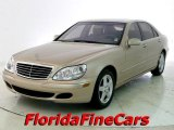 2004 Desert Silver Metallic Mercedes-Benz S 430 Sedan #26460118