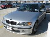 2004 Titanium Silver Metallic BMW 3 Series 330i Sedan #26505544