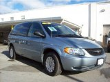 2003 Butane Blue Pearl Chrysler Town & Country LX #26505561