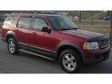 2003 Redfire Metallic Ford Explorer XLT 4x4 #26505671