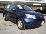 2007 Royal Blue Pearl Honda CR-V LX 4WD #26505564