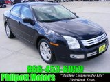 2008 Dark Blue Ink Metallic Ford Fusion SEL V6 #26505390