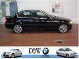 2005 Jet Black BMW 3 Series 330xi Sedan #2650567