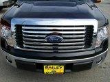 2010 Tuxedo Black Ford F150 XLT SuperCrew #26505254