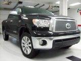 2010 Black Toyota Tundra Platinum CrewMax 4x4 #26505596