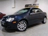 2007 Thunder Blue Metallic Volkswagen Eos 2.0T #26505262