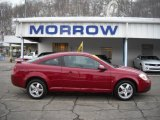 2007 Victory Red Chevrolet Cobalt LT Coupe #26505268
